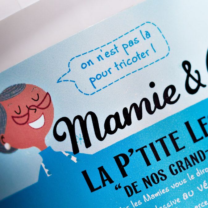 Mamie&Co Packaging Notchup