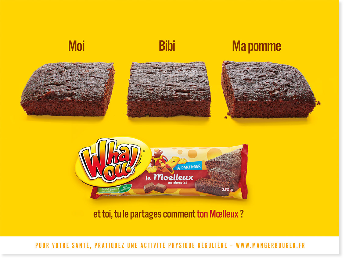Whaou Affichage lancement Notchup