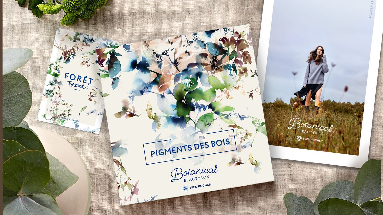 Image Botanical BeautyBox Yves Rocher