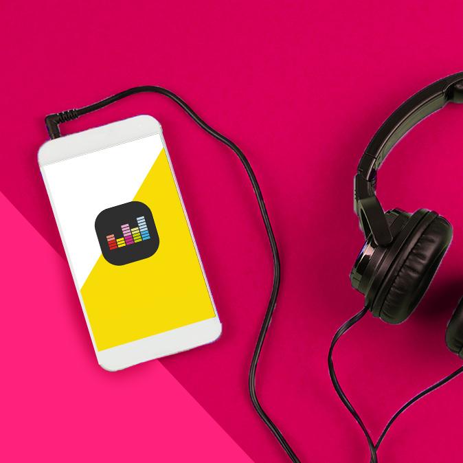 Notchup Deezer autopromo campagne publicité conversion digital spot audio