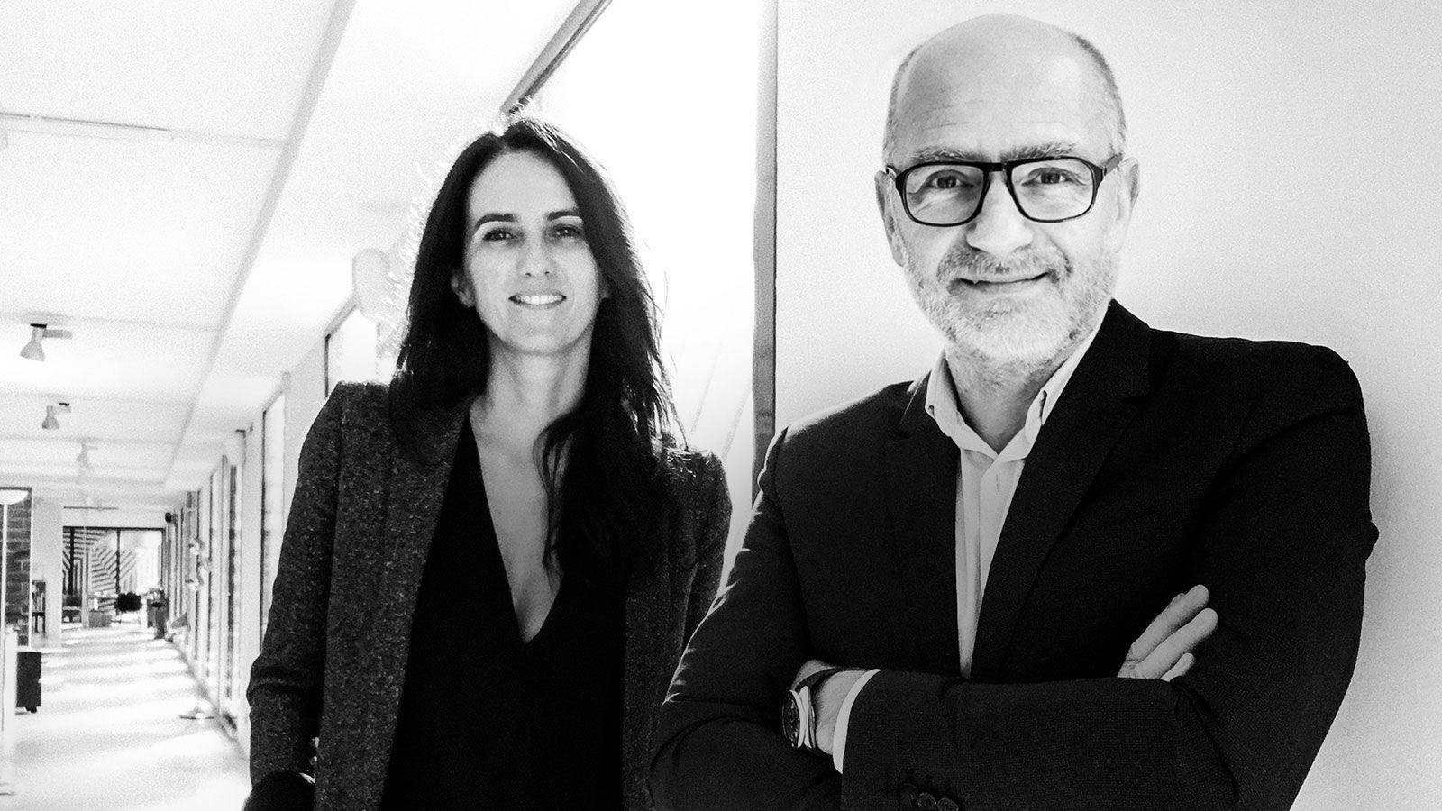 Notchup dirigeants CEO Directeur Présidents Céline Marcillac Philippe Robin