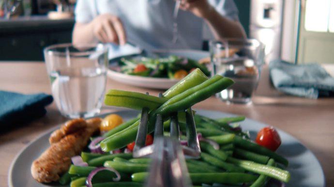 Notchup Priméale spot TV haricots Verts agence publicité