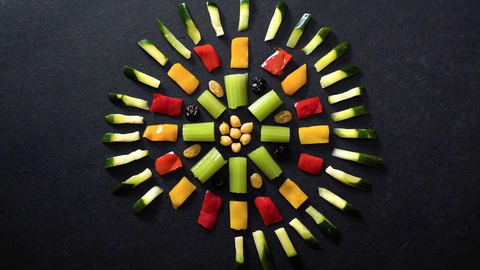 Brioche Dorée Notchup territoire de communication PLV packaging publicité vidéo recette tarte à craquer légumes
