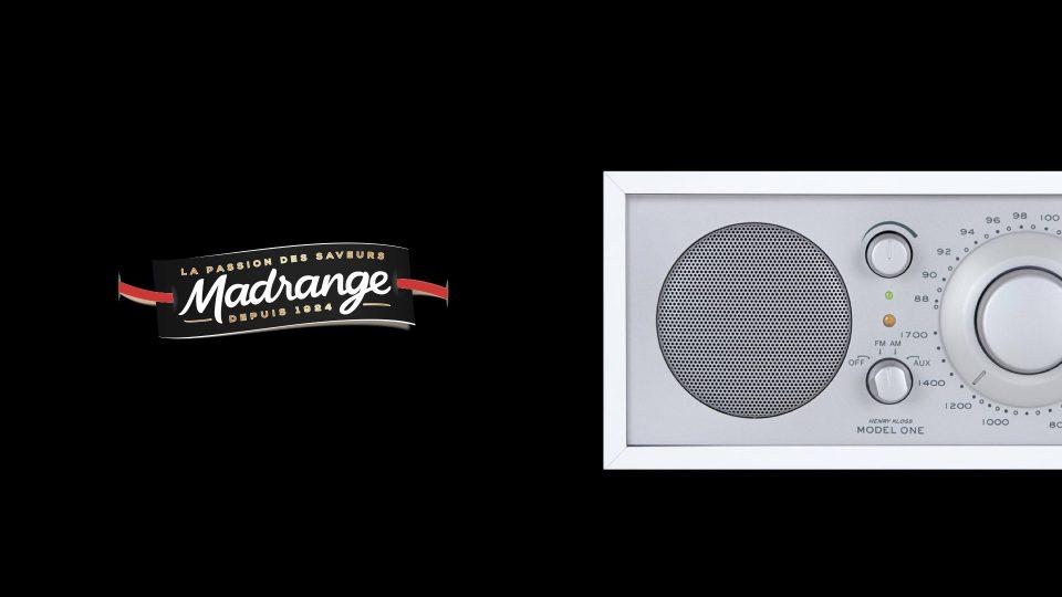 Madrange Notchup campagne publicité radio