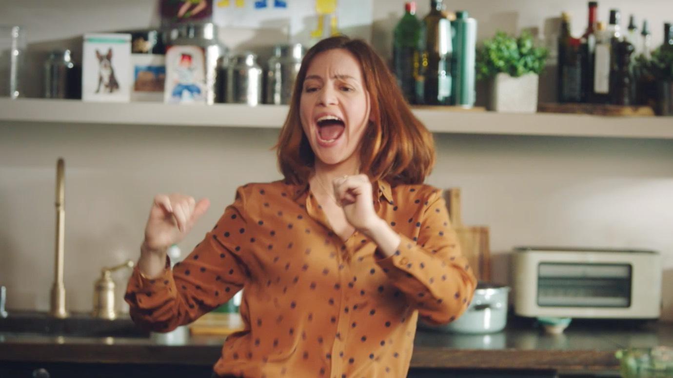 Madrange Notchup spot TV publicité Mes knacks purée